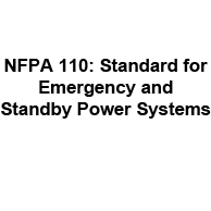 Kohler industrial generators achieve NFPA-110 standards