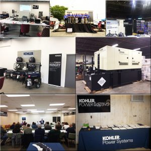 Palco generators is an authorized Kohler distributor